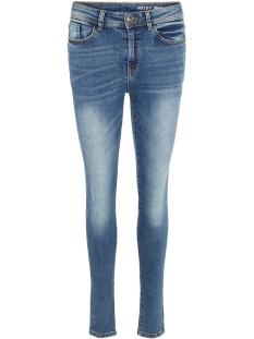 Noisy may Jeans NMVICKY NW SKINNY VINTAGE JEANS CS0 27009739 Medium Blue Denim