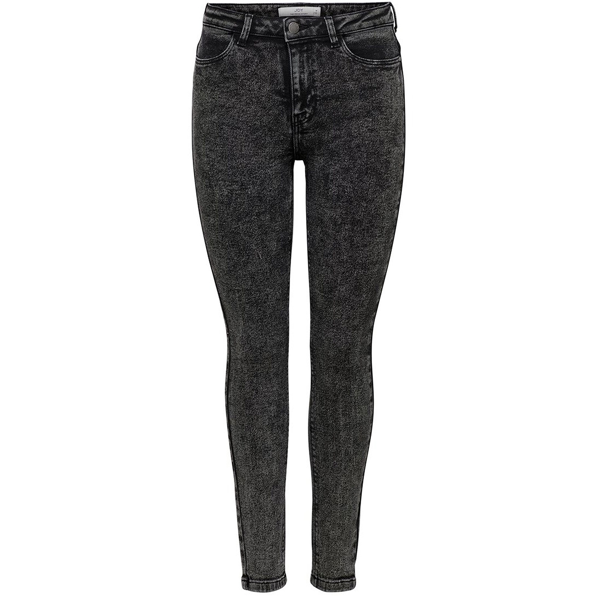 jdytyga high skinny acid dark grey 15196922 jacqueline de yong jeans dark grey denim