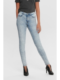 JDYTYGA HIGH SKINNY ACID LIGHT BLUE 15196921 Light Blue Denim