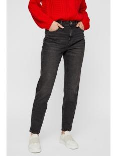 Pieces Jeans PCLEAH MOM HW ANK BL615-BA/NOOS 17097308 Black
