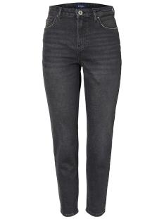 pcleah mom hw ank bl615-ba/noos 17097308 pieces jeans black