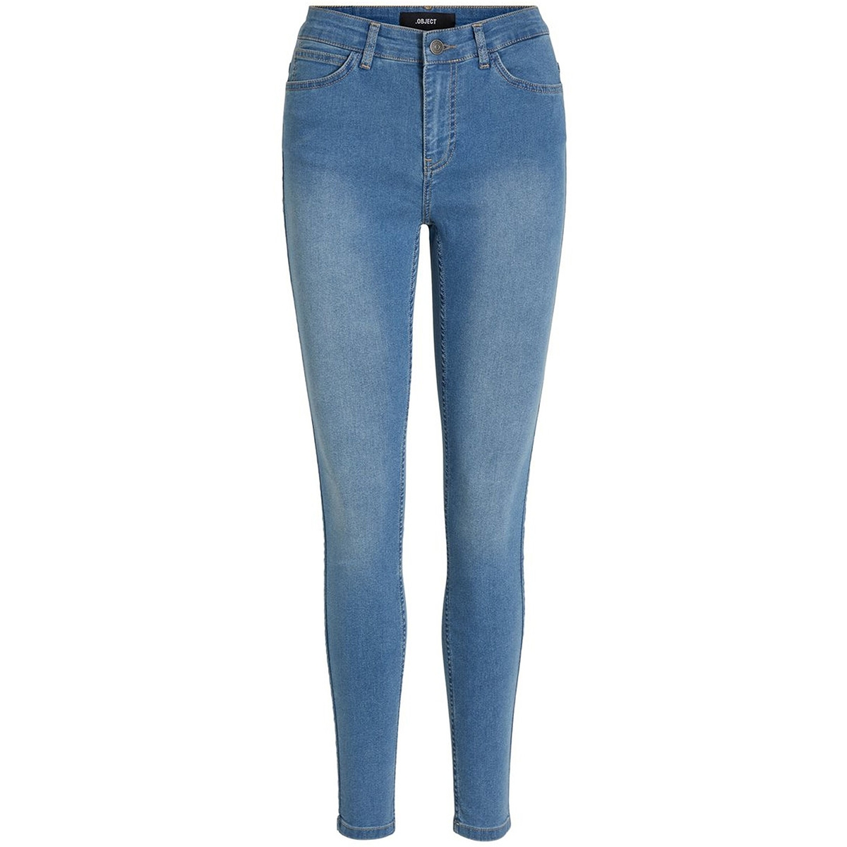 objskinnysophie m/w obb310noos 23031860 object jeans light blue denim