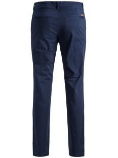 jjimarco jjbowie sa navy blazer noos 12150148 jack & jones broek navy blazer