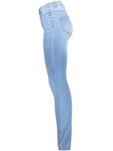 nmcallie hw skinny jeans vi059lb noos 27010813 noisy may jeans light blue denim