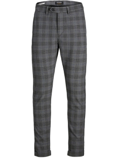 jjimarco jjconnor akm white check s 12170329 jack & jones broek white