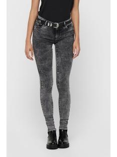 Only Jeans ONLRAIN REG SK ACID WASH BB MAS916 15198402 Grey Denim
