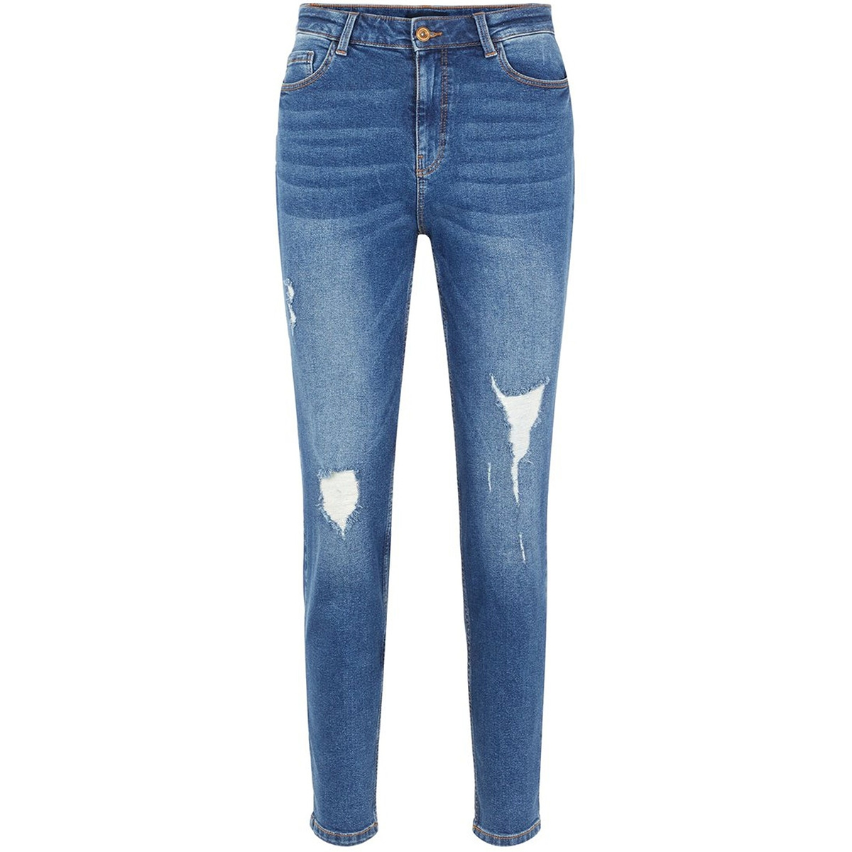pckesia mom hw ank destroy db327 bf 17102088 pieces jeans dark blue denim