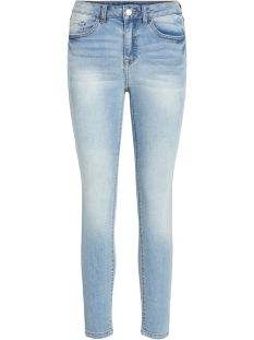 Vila Jeans VIEKKO RWSK 7/8 JEANS/SU - NOOS 14055696 Light Blue/ENZYME WAS