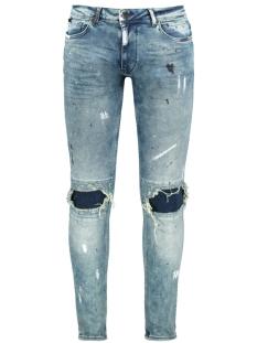 Purewhite Jeans THE JONE W0417 BLUE