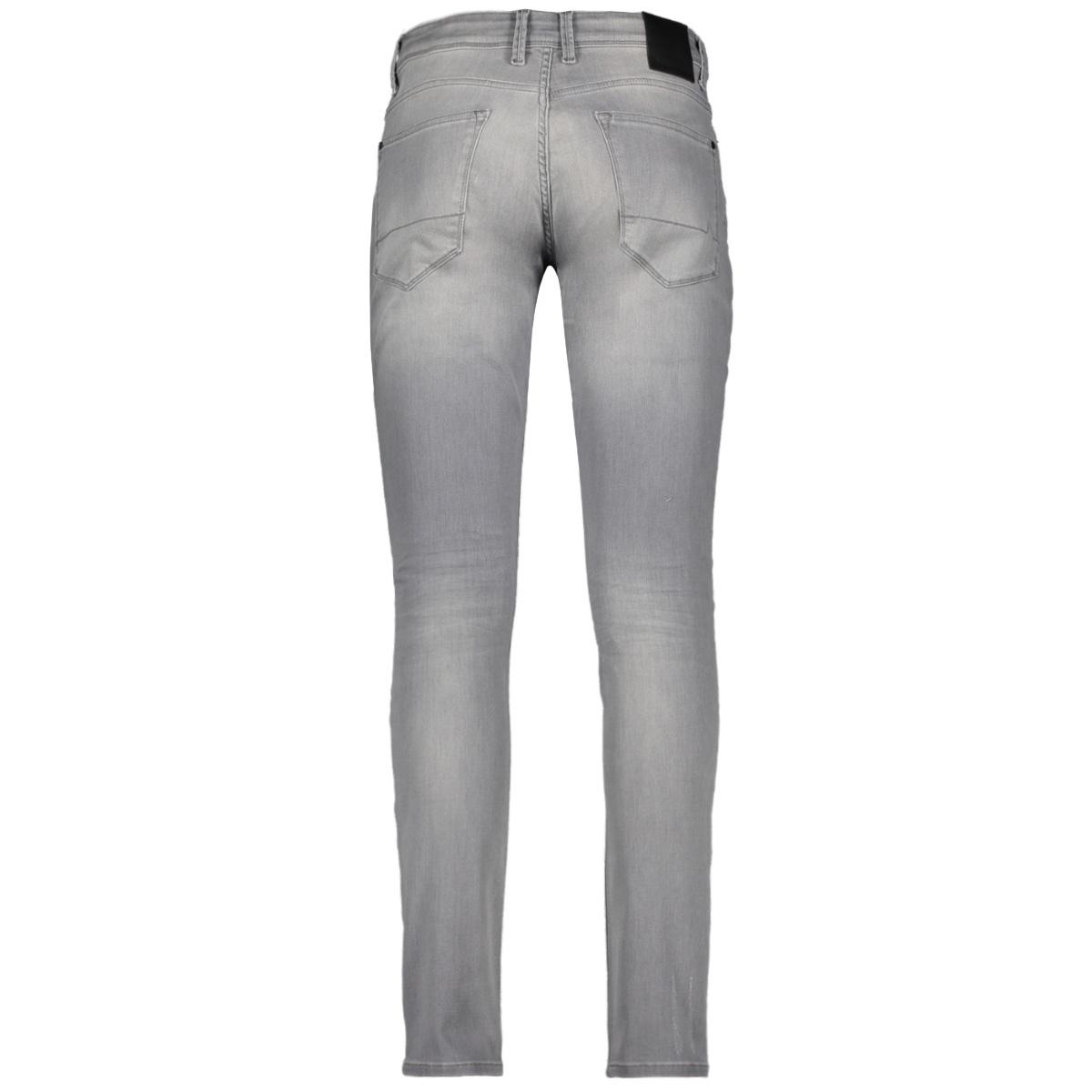 the jone w0127 purewhite jeans grey