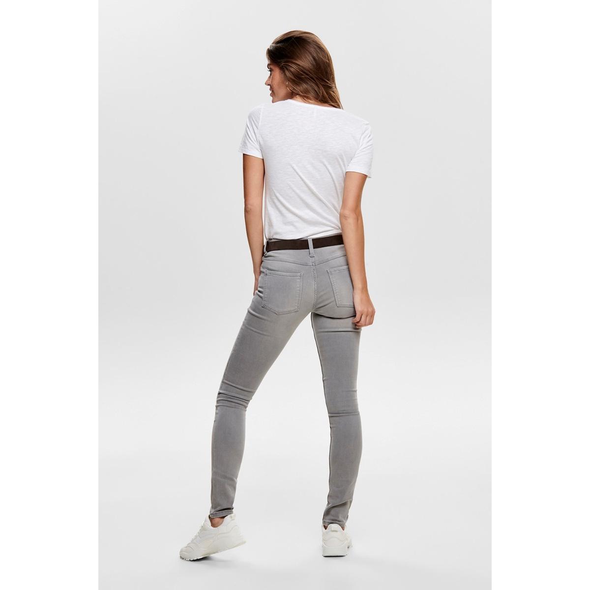 jdyjake life skinny rw grey dnm noo 15161189 jacqueline de yong jeans grey denim