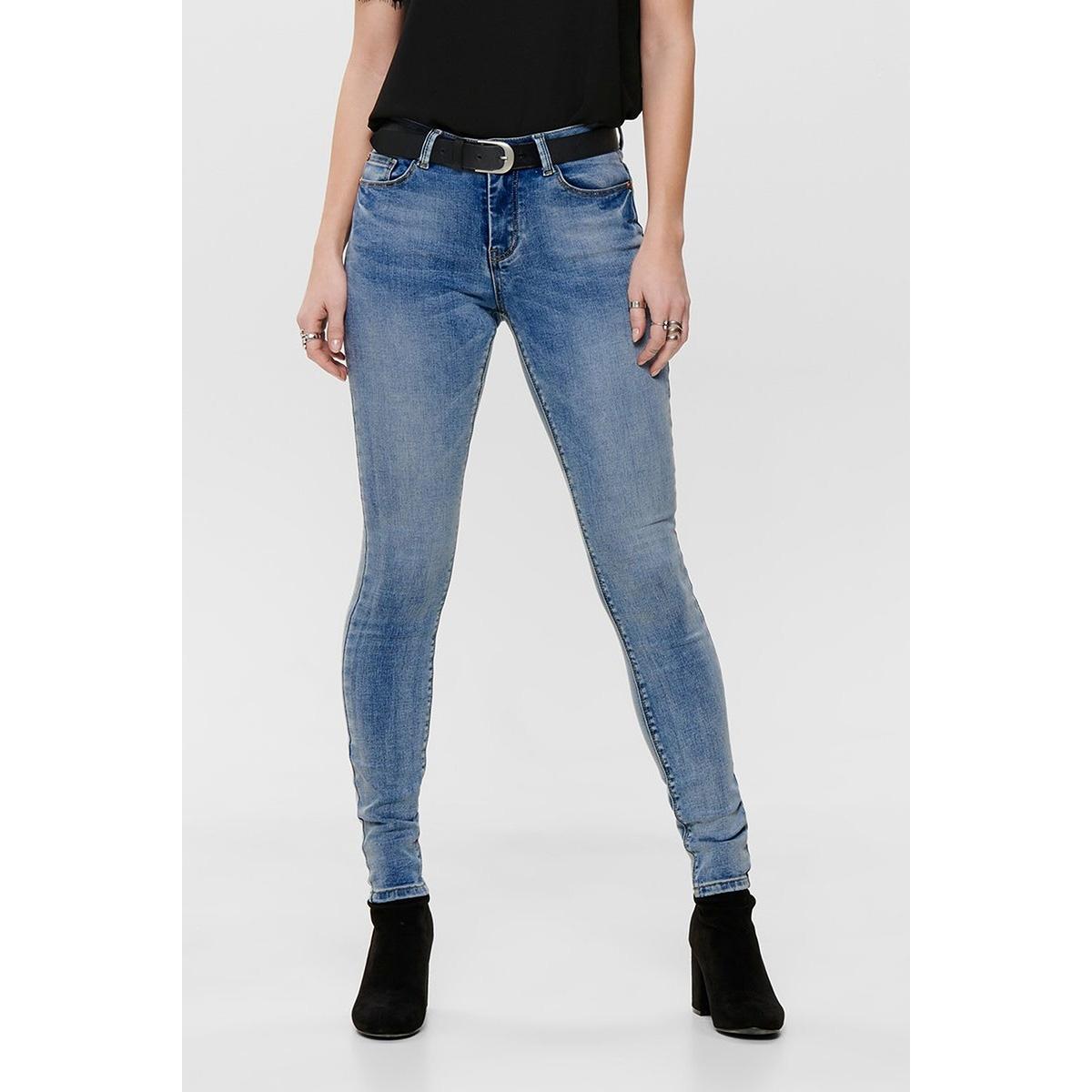 jdycarola skinny reg lb dnm 15193570 jacqueline de yong jeans light blue denim
