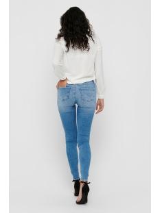 onlcarmen life reg skinny rea12599 15195597 only jeans light blue denim