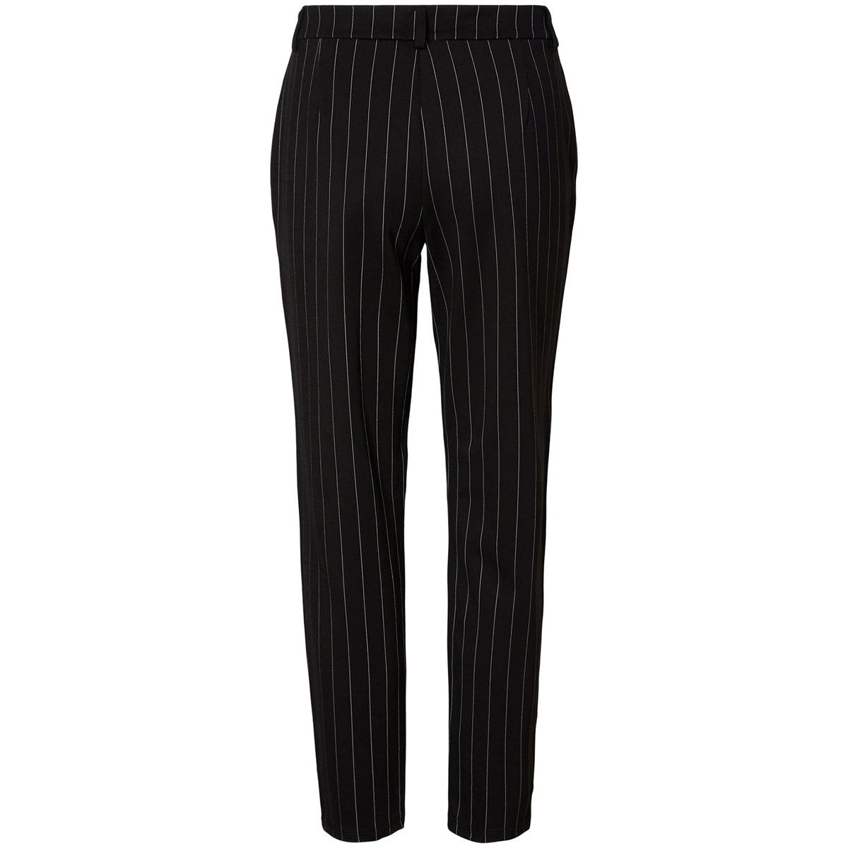 nmginnie nw tailor pant 27010946 noisy may broek black