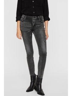 Vero Moda Jeans VMLYDIA LR SKINNY TAP JEANS LI201 10223538 Medium Grey Denim