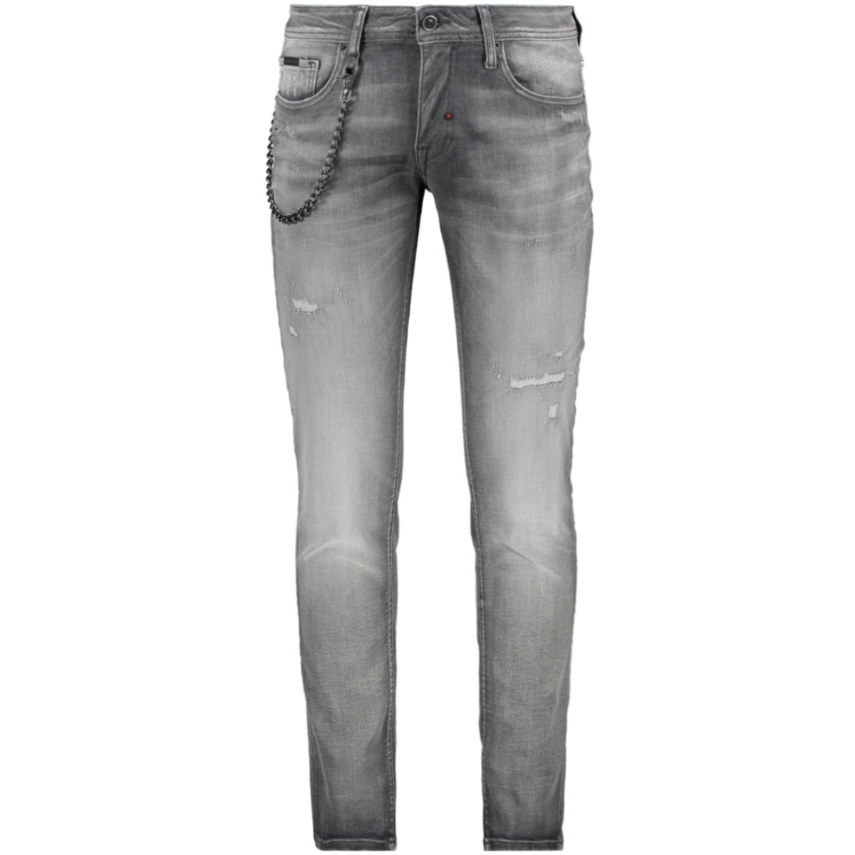 jeans tapered iggy mmdt00245 antony morato jeans 9001 greey steel