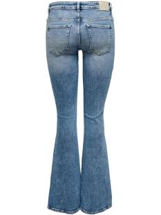 onlcheryl reg flare dnm jeans rea12 15195845 only jeans medium blue denim