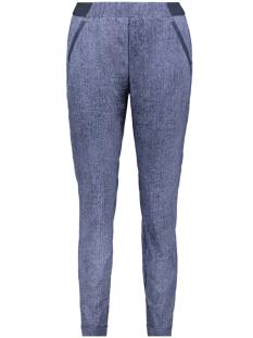 Sandwich Broek Pants Jersey Long 24001625 41027 BLUE GREY
