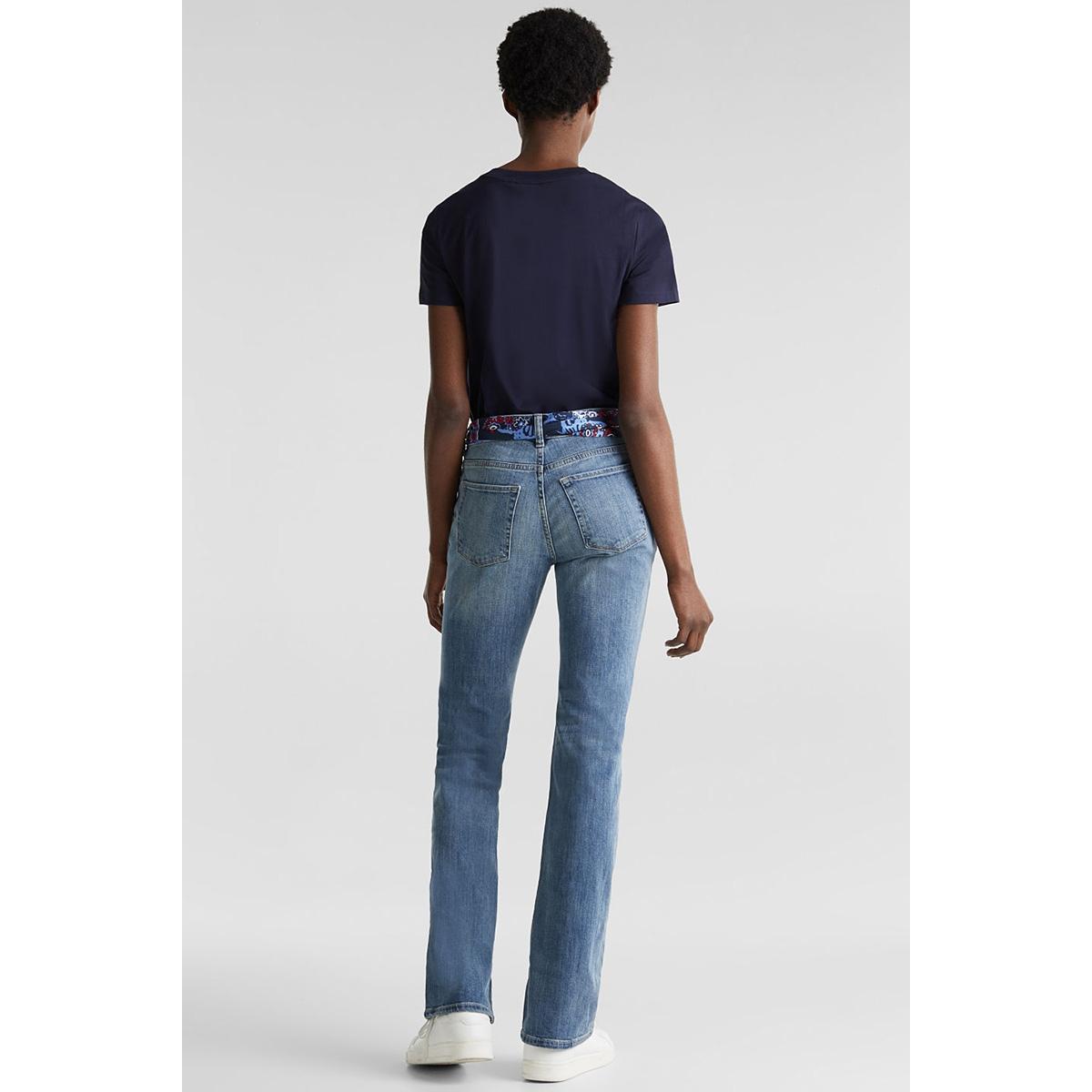 jeans met bandanabindceintuur 020ee1b310 esprit jeans e902