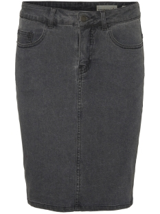 Vero Moda Rok VMHOT NINE HW DNM PENCIL SKIRT COLO 10225853 Medium Grey Denim