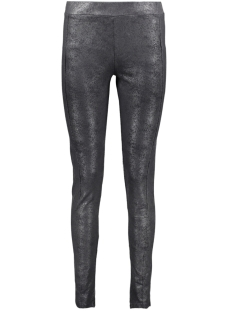 Zoso Legging STRONG LEATHER COATED PANT 201 0059 CHARCOAL