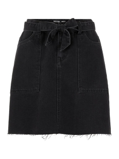 Noisy may Rok NMKYRA NW DENIM SKIRT JT097BL BG 27011445 Black Denim
