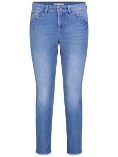 Mac Jeans SLIM FRINGE 5908 90 0389L D245 LIGHT BLUE
