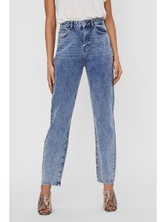 Noisy may Jeans NMISABEL HW ANKLE MOM JEANS KI030MB 27011397 Medium Blue Denim