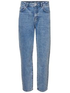 nmisabel hw ankle mom jeans ki030mb 27011397 noisy may jeans medium blue denim