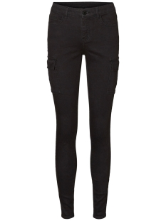 Noisy may Broek NMLUCY NW UTILITY PANTS BG NOOS 27010464 Black