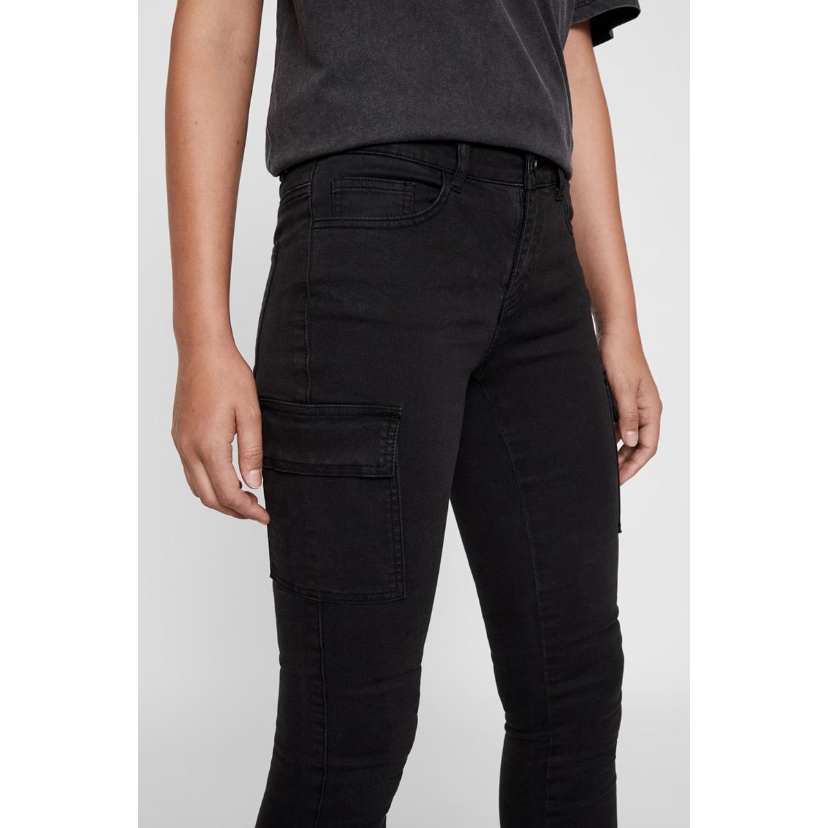 nmlucy nw utility pants bg noos 27010464 noisy may broek black