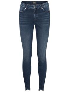 Vero Moda Jeans VMSEVEN MR SLIM JEANS BA3138 10231980 Dark Blue Denim