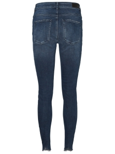 vmseven mr slim jeans ba3138 10231980 vero moda jeans dark blue denim