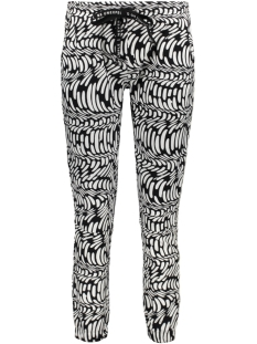 10 Days Broek CROPPED JOGGER WAVE 20 007 0201 ECRU