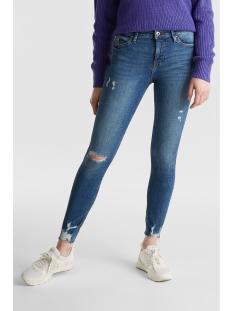 EDC Jeans ENKELLANGE JEANS MET USED LOOK 020CC1B301 C902