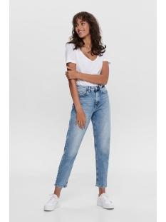 Only Jeans ONLVENEDA LIFE MOM JEANS REA7452 15193864 Light Blue Denim