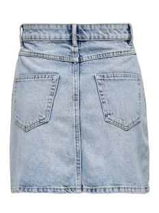 onlrose life ashape skirt bb nas263 15196756 only rok light blue denim