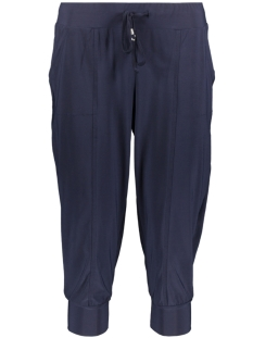 pants travel 3 4 01151 geisha broek navy