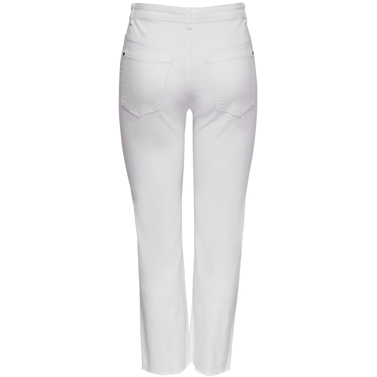 jdynew five straight high raw ank p 15179375 jacqueline de yong jeans white