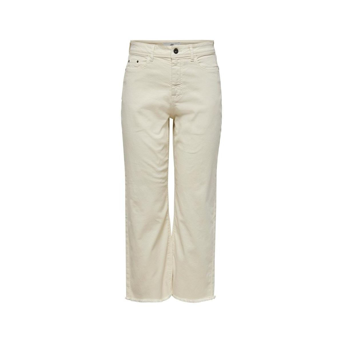jdytonia high straight ankl pnt 15198474 jacqueline de yong jeans eggnog