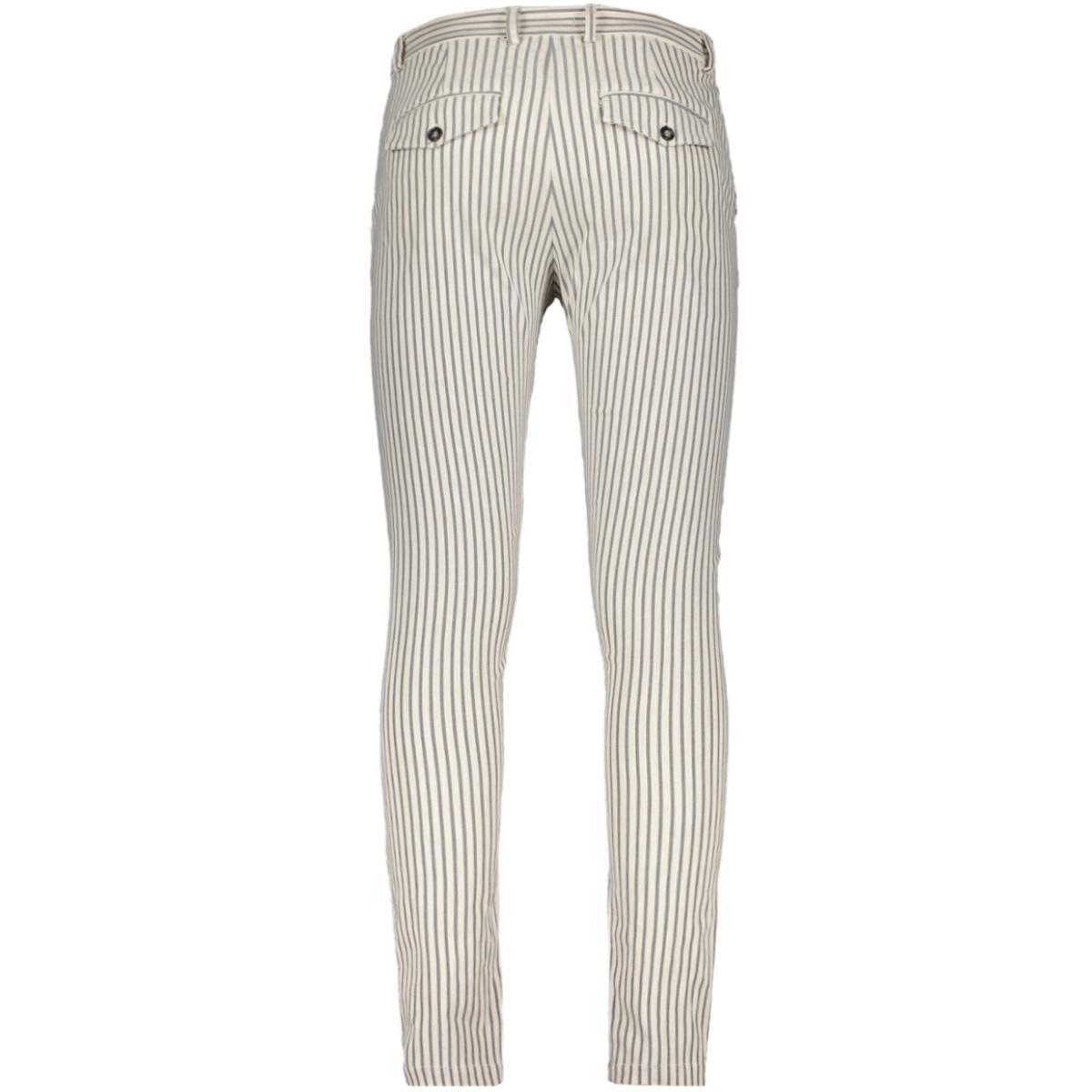 paulo ferlucci jeans krijtstripe