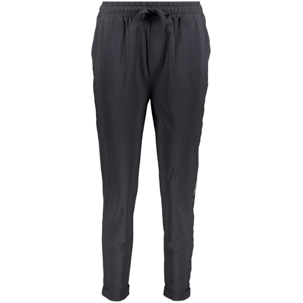 easy pants piping 20 054 0201 10 days broek 1012 black