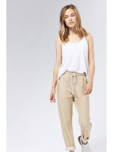 10 Days Broek SLIM JOGGER LUREX 20 010 0201 GOLD