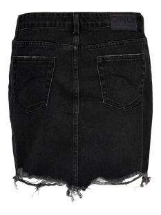 onlsky  life reg skirt raw dest bb 15196689 only rok black
