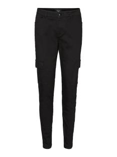 Vero Moda Jeans VMCOOPER MR SLIM CARGO PANTS LCS 10235020 Black