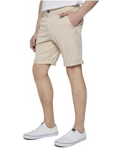 slim chino shorts 1016950xx12 tom tailor korte broek 10336