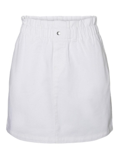 Noisy may Rok NMJUDO HW PAPERBACK  SKIRT JT124BW 27011985 BRIGHT WHITE
