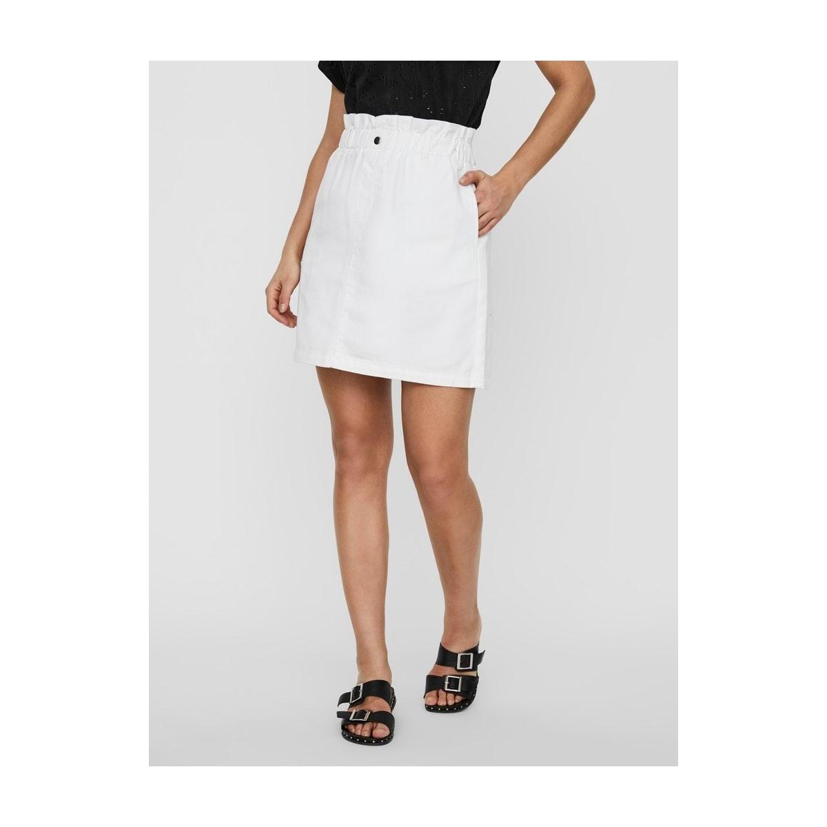 nmjudo hw paperback  skirt jt124bw 27011985 noisy may rok bright white