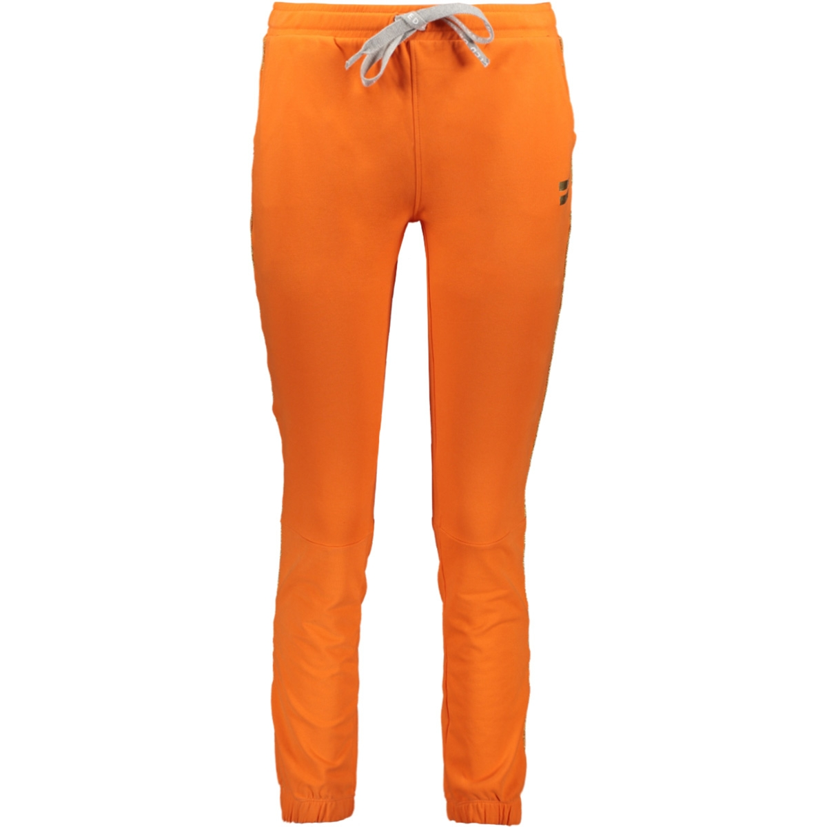 cropper jogger gold 20 003 0202 10 days broek royal orange