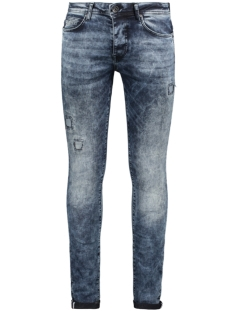 Cars Jeans ARON SUPER SKINNY 72828 93 BLUE BLACK